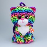 Dotty the Multicoloured Leopard (backpack)
