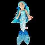 Indigo the Aqua Mermaid Regular Sea Sequins
