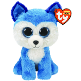 Prince the Blue Husky Regular Beanie Boo