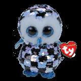 Topper the Checkered Owl Regular Flippables
