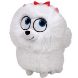 Gidget from the Secret Life of Pets Beanie Babies (regular)