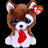 "Smootches the Dog Valentine's Day regular"" Beanie Boo"""