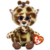 Gertie the Giraffe Medium Beanie Boo