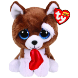 Smootches the Dog Valentine's Day regular Beanie Boo