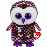 Checks the Checkered Owl Medium Flippables