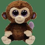 Coconut the Brown Monkey (medium)