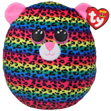 Dotty the Leopard Squish-A-Boos