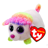 Floral the Mulicoloured Poodle (Teeny Tys)