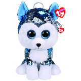 Slush the Dog Sequin backpack Ty Fashion