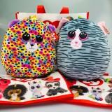 Kiki and Giselle Squish-A-Boos Bundle