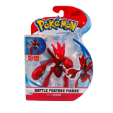 "Pokemon Scizor 4.5"" Battle Figure"
