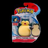"""Pokemon Snorlax 4.5"""" Battle Figure"""