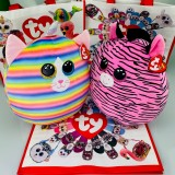Heather and Zoey Squish-A-Boos Bundle