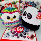 Owen and Bamboo Squish-A-Boos Bundle