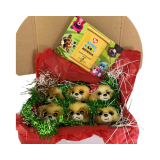 Fudge the Reindeer Christmas Bundle! Shipping Included