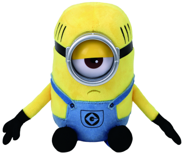 Despicable Me 3 Minion Mel Beanie Babies