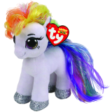 Starr the White Pony Regular Beanie Boo