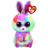 Bloomy the Pastel Easter Bunny Regular Beanie Boo