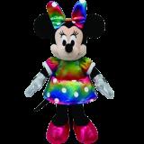 Minnie Mouse Ty Dye Sparkle Beanie Babies