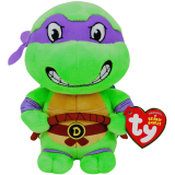 TMNT Donatello Beanie Babies