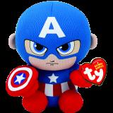 Marvel Captain America Beanie Babies
