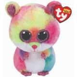Rodney the Multicoloured Hamster (medium)