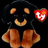 Trevour the Rottweiler Beanie (regular)