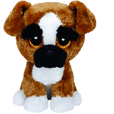 Brutus the Boxer Dog (medium)