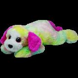 Classic TY Rainbow Yodels Dog (large)