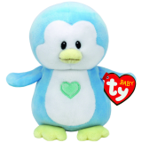 Twinkles the Blue Penguin Baby Ty