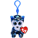 Slush the Blue Dog Clip Flippables