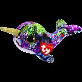 Calypso the Multicoloured Narhwal Regular Flippable