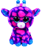 Sky High the Pink Giraffe (medium)