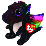 Beanie Boos Regular Anora - Black Dragon