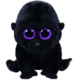 George the Black Gorilla (regular)