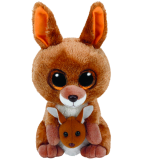 Kipper the Brown Kangaroo (regular)