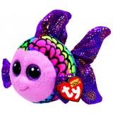 Flippy the Multicoloured Fish (regular)