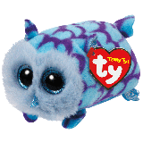 Mimi the Blue Owl (Teeny Tys)