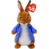 Beanie Babies Peter Rabbit - Peter Rabbit