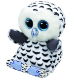 Peek-A-Boo Tablet Holder Omar the White Owl