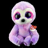 Dreamy the Purple Sloth Medium Beanie Boo