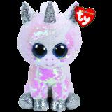 Diamond the White Unicorn Regular Flippable