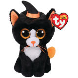Witchie the Cat Halloween Regular Beanie Boo