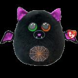 "Halloween Eerie the Bat 14"" Squish-A-Boos"