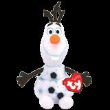 Frozen 2 Olaf Snowman Regular Sparkle Beanie Babies