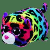 Jelly the Multi-Coloured Leopard (Teeny Tys)
