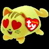 Emoji Cat Heart Eye (Teeny Tys)