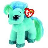 Topaz the Teal Pony Regular Beanie Boo