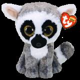 Linus the Lemur Medium Beanie Boo