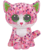 Sophie the Pink Cat (medium)